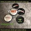 100pcs/set 53mm 56mm 60mm Car Wheels hub Caps SSR Logo Badge Emblem for chevrolet Model Series label Auto Rims Wheel Covers