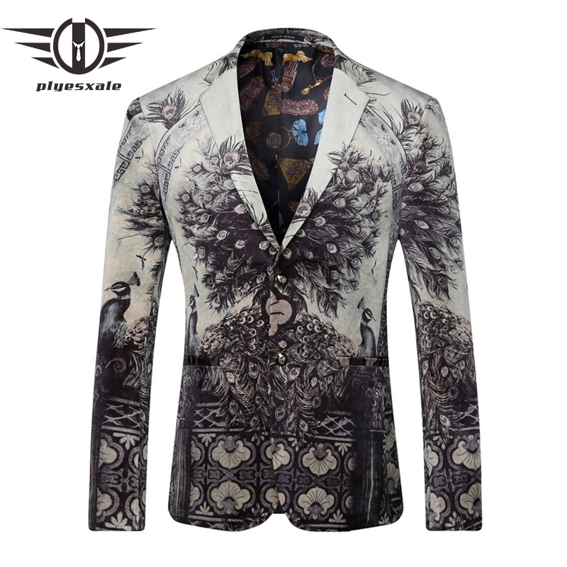 Mu Yuan Yang Men s Coat Autumn And Winter Casual Mens Woolen Jackets Stand Collar Coat