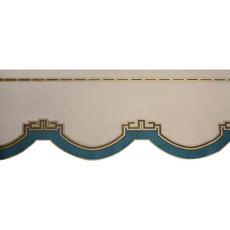 1 Meter Stof Voor Diy Naaien Moderne Jacquard Gordijn Valance Doek Windows Wedding Party Decoratie Cortinas Casamento