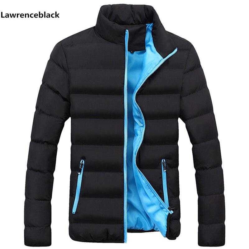 Winter Jacket Men Warm Causal Thick   Parkas   Warm Men Cotton Winter Jackets Male Padded Overcoat Outerwear veste homme hiver 1925