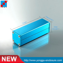 25*25-80mm(wxhxl)  Aluminum extrusion enclosure power shell project case box
