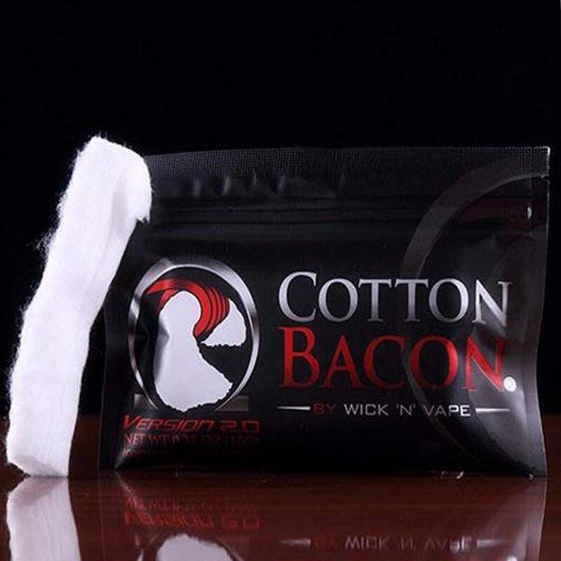 Wire-Atomizer Vape-Accessories Tank-Heating-Coil RDA Bacon RTA Vape Cotton for RBA DIY