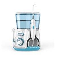Waterpulse V300G 100 240V Oral Irrigator Water Jet Pick Dental Floss Teeth Flosser Hydro Set 800ML Capacity Tooth Cleaner