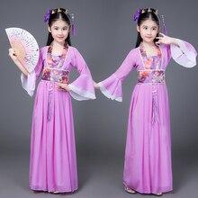 Новое поступление; детская дизайнерская одежда в китайском винтажном стиле; платье с фатиновой юбкой для девочек; Карнавальный костюм для детей; нарядное платье; реквизит