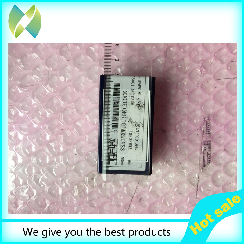 Inkjet parts roland printer THK ssr-15xw model metal slider block for Roland VP540i XJ540 XJ640 XJ740 SJ540 SJ640 SJ740 RA640 inkjet parts roland printer thk ssr 15xw model metal slider block for roland vp540i xj540 xj640 xj740 sj540 sj640 sj740 ra640