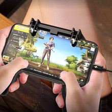For PUBG mobile phone controller gamepad with real triggers and unconnected phys