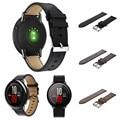 Correas de reloj de cuero de la pu correas para relojes de pulsera negro 22mm correa de reloj pulsera banda bandas de reemplazo para xiaomi huami amazfit a1602