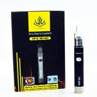Lvsmoke جاف الشمع عدة 950 مللي أمبير المدمج العشبية المرذاذ السيجارة الإلكترونية e-السجائر الجاف عشب بخار القلم vaper vaping جهاز