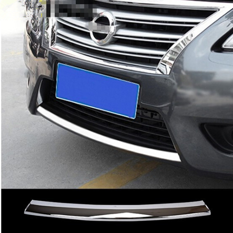 PROTECTIVE Trim Molding Cover Guard For CHEVY MAILBU 2013-2015 REAR BUMPER