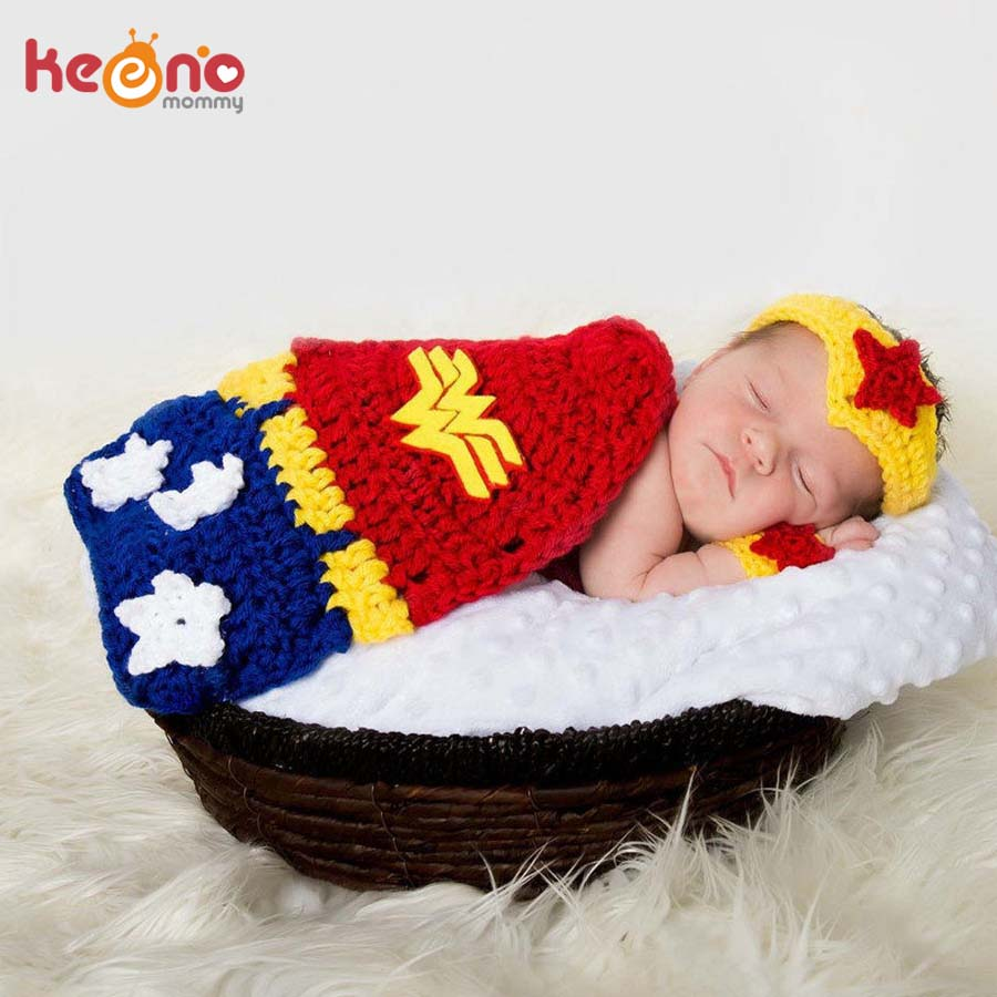 Wonder Woman Baby Accessories