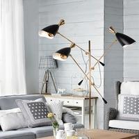 Delightfull Duke Nordic Designers Modern Creative Villa Compound Floor Of Sitting Room Led Floor Lamp