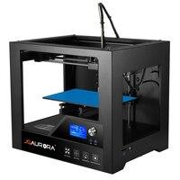 Jgaurora z 603s Desktop 3D принтеры 280x180x180 мм дома Применение с подогревом кровать металла высокой точности Рамки 3D печать ABS как подарок