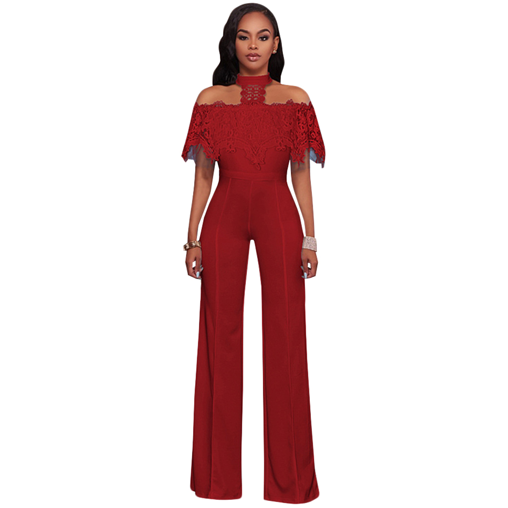 43b800d9218 2019 autumn Womens Sexy Stretchy Jumpsuit Overalls Long Sleeve Casual  Rompers Summer Off Shoulder Jumpsuits Playsuit BodysuitUSD 10.87 piece