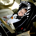 New Arrrival Basket Type Of Reverse-Mounted Newborn Child Safety Seat Chair