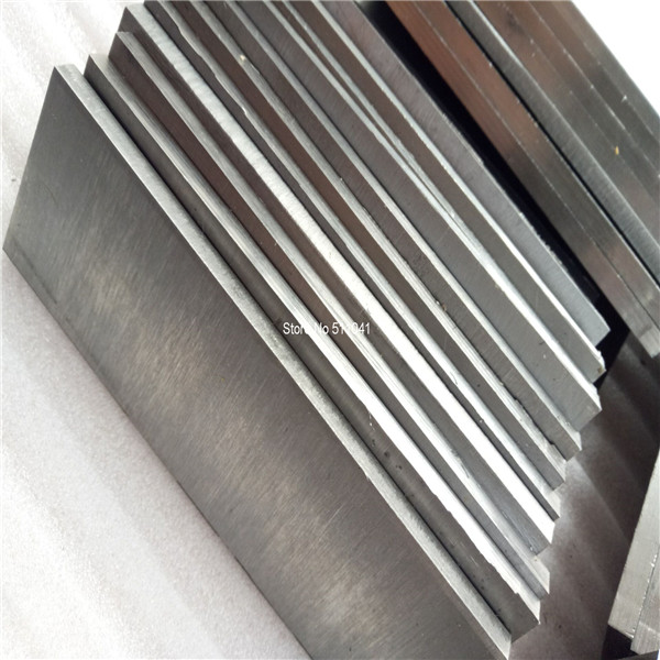 gr5 boards 11x60x220 Gr5 titanium plate 11mm thick 2pcs wholesale price,free shipping