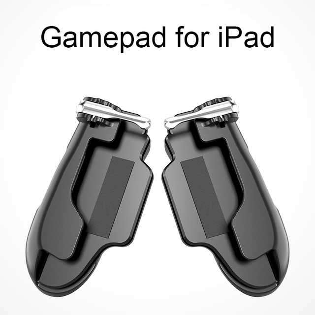 HEYNOW PC PAD gamepad game controller L1R1 Trigger Fire Aim Key for PUBG 2in1 game handle holder joystick for ipad for KnivesOut