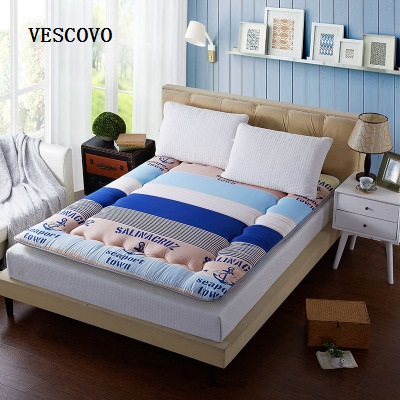 Single and double student children cushion thickening polyester fiber mattress folding size of twin queen king full комод пеленальный giovanni shapito leo jungle