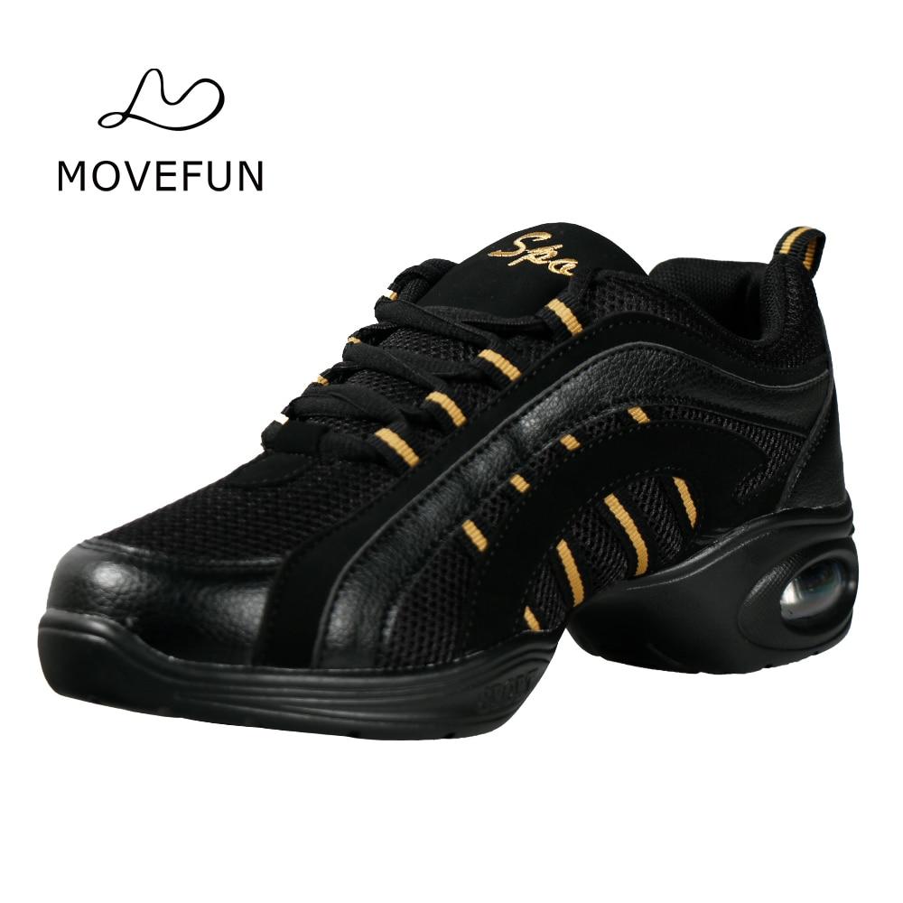 Movefun Nieuwe zachte buitenzool Dames dansende sneakers Meisjes - Sportschoenen