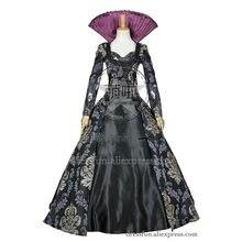 Érase una vez (temporada 3 4) Cosplay reina malvada vestido de disfraz de  la Reina de la moda de Halloween envío rápido 42c9f0b1cb1
