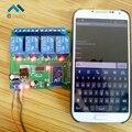 4 Канал Многофункциональный Bluetooth Модуль Реле 12 В Для Android Интеллектуальный Пульт Дистанционного Управления Переключатель