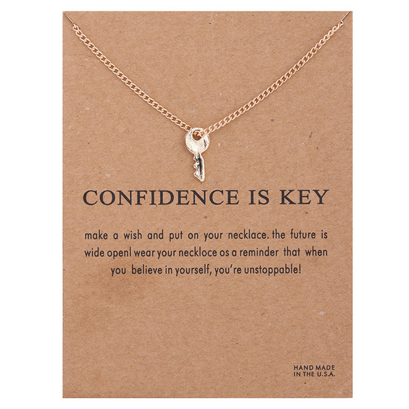 LNRRABC 1PC New Golden/Silver Women Necklaces Pendants Charm New Clavicle Chains Chic Beautiful Necklaces Gift