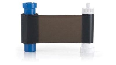 Compatible Magicard Noir Résine Ruban Noir monochrome film de colorant MA1000K Noir-1000 Impressions