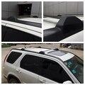Carro de plástico de alumínio barras de tejadilho cruz bar para honda crv cr-v acessórios 2002 2003 2004 2005 2006 auto peças de reposição