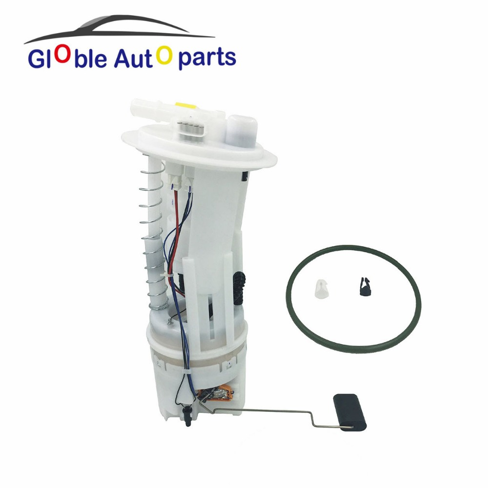 Fuel Pump Assembly For Nissan Frontier Xterra Pathfinder Suzuki Equator Xterra E8743M New High Peformance Electric xyivyg chrome abs mirror cover for nissan pathfinder 05 06 07 08 09 10 11 12 for xterra 05 15 for frontier 05 16