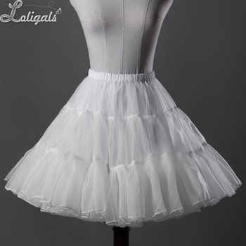 Sweet Organza Short A line Petticoat Women's Tutu UnderSkirt by Classical Puppets - DISCOUNT ITEM  20% OFF All Category