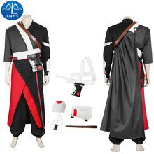ManLuYunXiao Fashion Chirrut Imwe Donnie Yen Rogue One A Star Wars Story Cosplay Costume Full Suit Custom Made Roleplay Any Size
