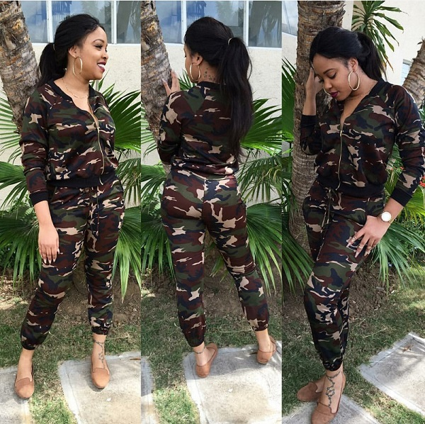 2016 Sexy fashion design full sleeve women suit women long rompers sexy print rompers 2077