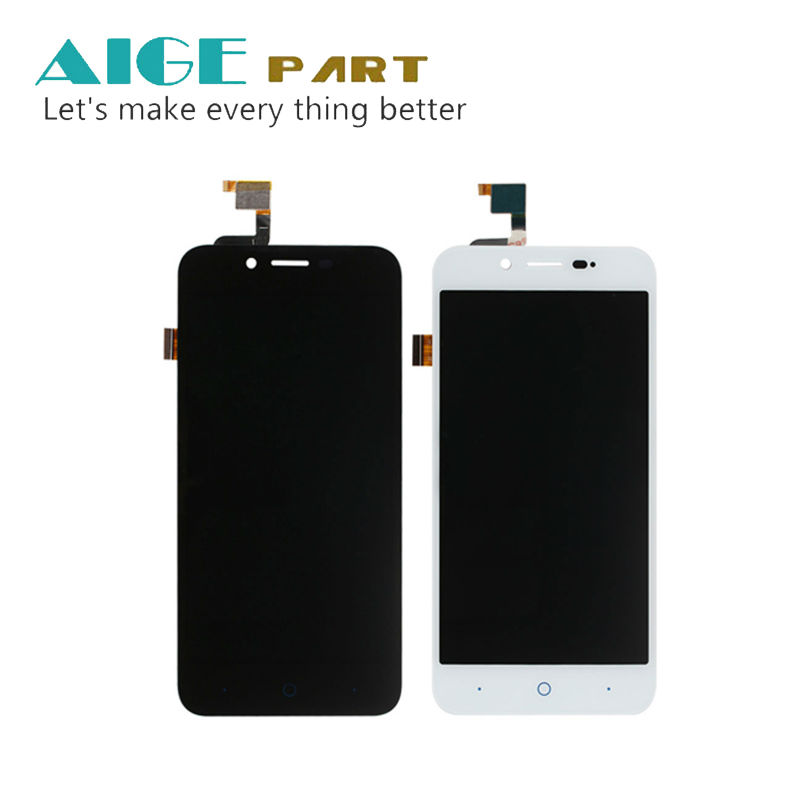 ФОТО LCD For ZTE Blade D/T610 LCD Display and Touch Screen Assembly Repair Part Mobile Accessories For ZTE Blade D/T610