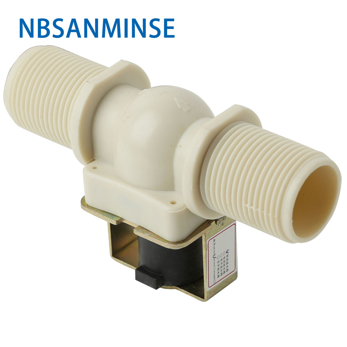 Nbsanminse Smpdj 07 Water Solenoid Valve G1 Inch 5w 420ma Used For Washing Machines Dishwashers