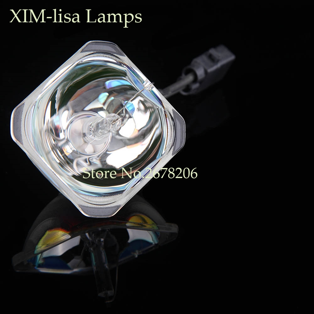 XIM-lisa Hot Selling Modoul Projector Bare Lamp ELPL67/V13H010L67 For Epson EB W12  EX3210 EX5210 EX7210 Powerlite 1221