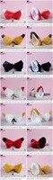 11 cm Anime Lolita Inu x Boku SS Neko cosplay fox Tai Cát Ear tóc Clip Party mũ nón 7 màu New