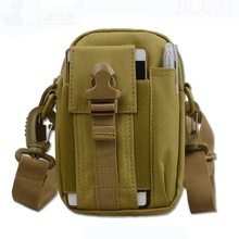 FDBRO Outdoor Camping Hunting Camouflage Multifunction Tactical Military Sport Belt Waist Men Pack Accessories Bag