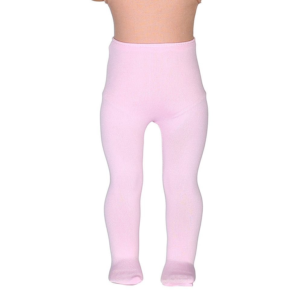 Doll Clothes Purple Tights Leggings For 18 Inch American Girl Accessories