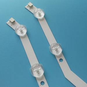 """Image 3 - LED bande de Rétro Éclairage Pour Samsung 32 """"TV BN64 YYC09 BN96 27468A D3GE 320SM0 R2 2013SVS32 UE32EH403W BN68 05417A 02 BN96 33972A"""