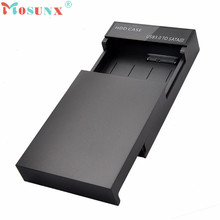 Reliable USB 3.0 External 2.5 3.5inch SATA Hard Drive Enclosure SSD HDD Disk Case EU Standard