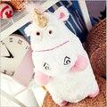 Despicable Me 1 unids 40 cm / 15.7 pulgadas Despicable Me mullido Unicorn almohada de felpa muñeca de juguete lindo mullido figura regalo al por menor NTP020E