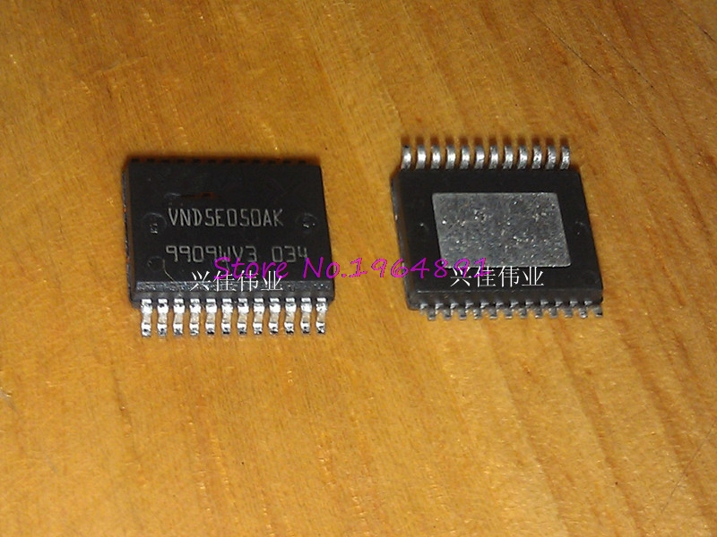 1pcs/lot VND5E050AK VND5E050 HSSOP-24 In Stock