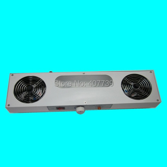 Humor 110v/220v Antistatic Ion Fan Static Eliminator Neutraliser Suspended Ionizing Air Blower Carefully Selected Materials Tools
