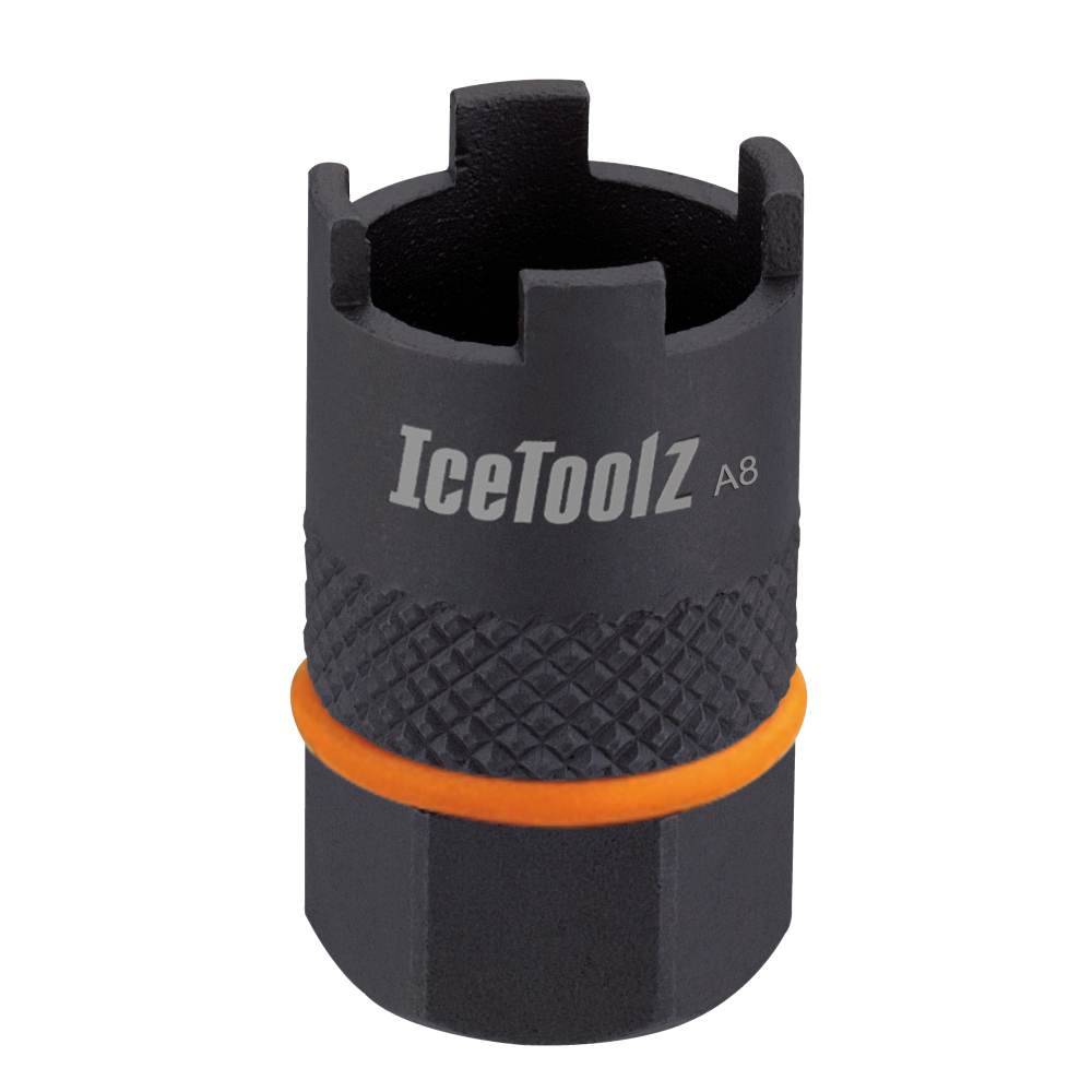 IceToolz 09F3 Suntour Compatible 4-notch Bike Freewheel Cassette Remover Tool Bicycle Repair Tools