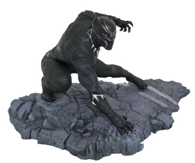 Фигурка Черная пантера 14 см