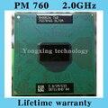 Pm760 ноутбук процессора Pentium M процессор 2.0 ГГц / 2 м PM 760 процессор компьютера PGA оригинальный поддержка 915 чип материнской платы бесплатная доставка