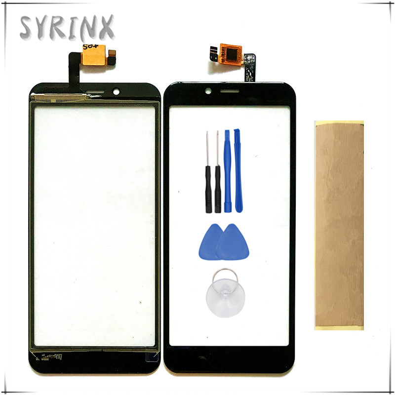 Syrinx With Tape Tools Mobile Phone Touch Screen Digitizer For Vertex Impress Click Touchscreen Touch Panel Front Glass SensorSyrinx With Tape Tools Mobile Phone Touch Screen Digitizer For Vertex Impress Click Touchscreen Touch Panel Front Glass Sensor