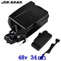 36 V 500 W 1000 W batterij 36 V 35AH elektrische fiets batterij 36 V 35 ebike lithium ion batterij met 30A BMS en 42 V 5A Charger