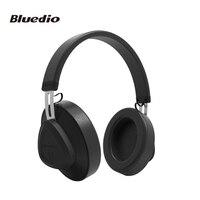 Bluedio TM Bluetooth Headphone with Mic BT 5.0 Over ear Wireless Studio Headset Foldable Headphone for Mobile Phone