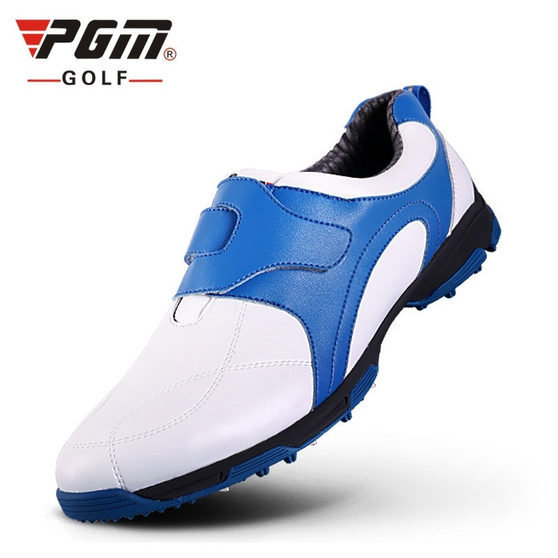 Pgm Golf Shoes Men Breathable Sports Shoes Male Mesh Breathable Anti-Slip Sneakers Comfort Fitted Nail Shoes AA51028