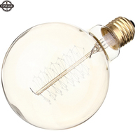 LightInBox 2pcs Lot Hot Sale High Quality Vintage Retro Antique Style Edison Lamp 110 220V E27